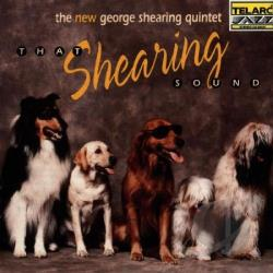 George Shearing Quintet / Shearing, George - That Shearing Sound CD Cover Art
