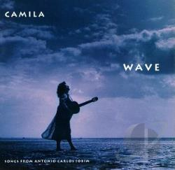 Benson, Camila - Wave: Songs from Antonio Carlos Jobim CD Cover Art