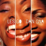 Les Go - Dan Gna CD Cover Art