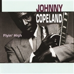 Copeland, Johnny - Flyin' High CD Cover Art