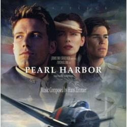 Zimmer, Hans - Pearl Harbor CD Cover Art