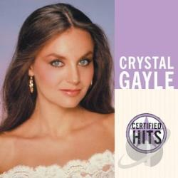 Gayle, Crystal - Certified Hits CD Cover Art