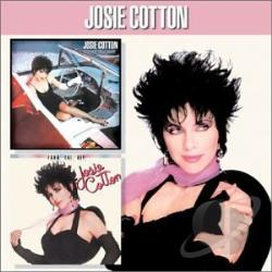 Cotton, Josie - Convertible Music/From The Hip CD Cover Art