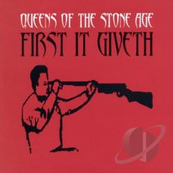 Queens Of The Stone Age - First It Giveth Pt.2 DS Cover Art