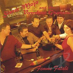 Sister Mojo & the Voodoo Groove - Femme Fatale CD Cover Art