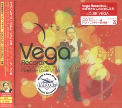 Vega, Little Louie - Vega Records Compilation, Vol. 1 CD Cover Art