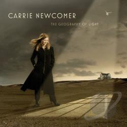 Newcomer, Carrie - Geography of Light CD Cover Art