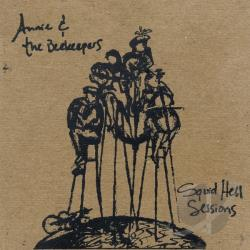 Annie and The Beekeepers - Squid Hell Sessions CD Cover Art