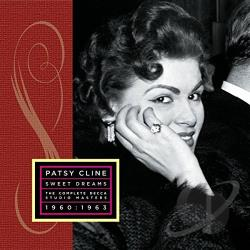 Cline, Patsy - Sweet Dreams: The Complete Decca Studio Masters 1960-1963 CD Cover Art