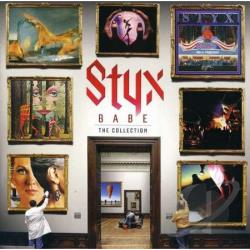 Styx - Babe: The Collection CD Cover Art