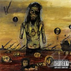 Slayer - Christ Illusion CD Cover Art