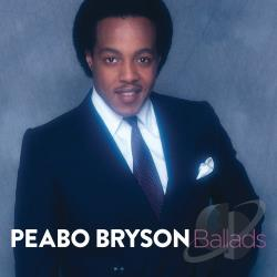 Bryson, Peabo - Ballads CD Cover Art