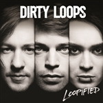 Dirty Loops - Loopified CD Cover Art