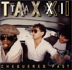 Taxxi - Chequered Past CD Cover Art