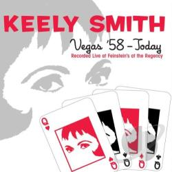 Smith, Keely - Vegas '58 -- Today CD Cover Art