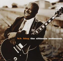 King, B.B. - Ultimate Collection CD Cover Art