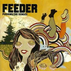 Feeder - Pushing the Senses CD Cover Art