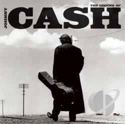 Cash, Johnny - Legend of Johnny Cash CD Cover Art