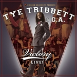 Tribbett, Tye & Ga - Victory Live! CD Cover Art