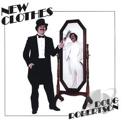 Robertson, Doug - New Clothes CD Cover Art