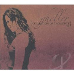 JJ Heller - Collection Of Thoughts *EP CD Cover Art