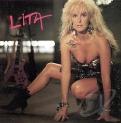 Ford, Lita - Lita CD Cover Art