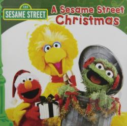 Sesame Street - Sesame Street Christmas CD Cover Art