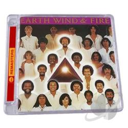 Earth, Wind & Fire - Faces CD Cover Art