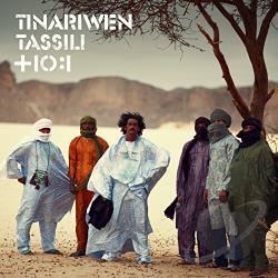 Tinariwen - Tassili CD Cover Art