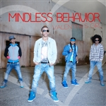Mindless Behavior - Valentine's Girl DB Cover Art