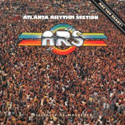 Atlanta Rhythm Section - Are You Ready! CD Cover Art