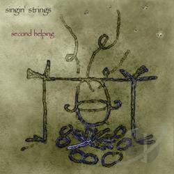 Singin' Strings - Second Helping CD Cover Art