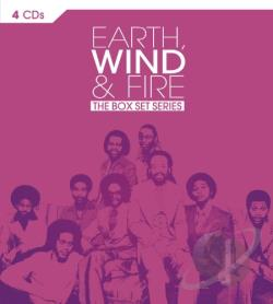 Earth, Wind & Fire - Box Set Series CD Cover Art