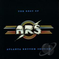 Atlanta Rhythm Section - Best of Atlanta Rhythm Section CD Cover Art