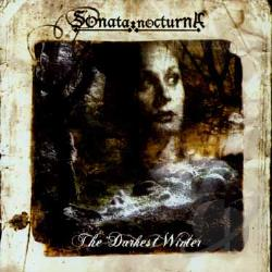 Sonata Nocturna - Darkest Winter CD Cover Art