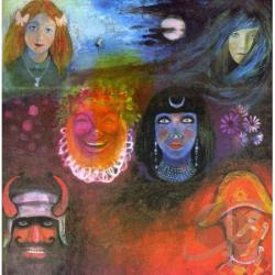 King Crimson - In the Wake of Poseidon CD Cover Art