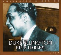 Ellington, Duke - Blue Harlem CD Cover Art