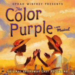 LaChanze - Color Purple CD Cover Art