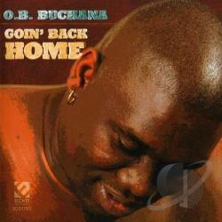 Buchana, O.B. - Goin' Back Home CD Cover Art