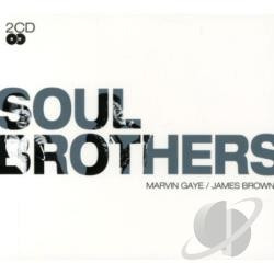 Gaye, Marvin - Soul Brothers CD Cover Art