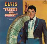 Presley, Elvis - Frankie & Johnny DB Cover Art