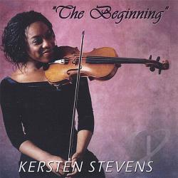 Stevens, Kersten - Beginning CD Cover Art