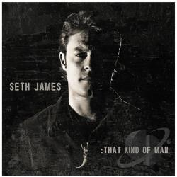 James, Seth - That Kind of Man CD Cover Art