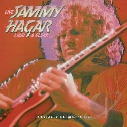Hagar, Sammy - Loud & Clear CD Cover Art