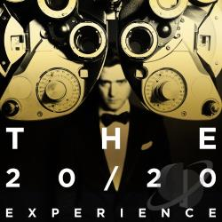 Timberlake, Justin - 20/20 Experience-2 Of 2 CD Cover Art