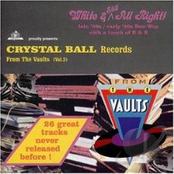 Crystal Ball Records: 45rpm Days, Vol. 3 CD Cover Art