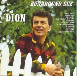 Dion - Runaround Sue CD Cover Art