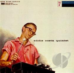 Eddie Costa Quintet CD Cover Art