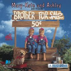 Mary-Kate & Ashley Olsen - Brother For Sale CD Cover Art