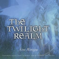 Minogue, Aine - Twilight Realm CD Cover Art